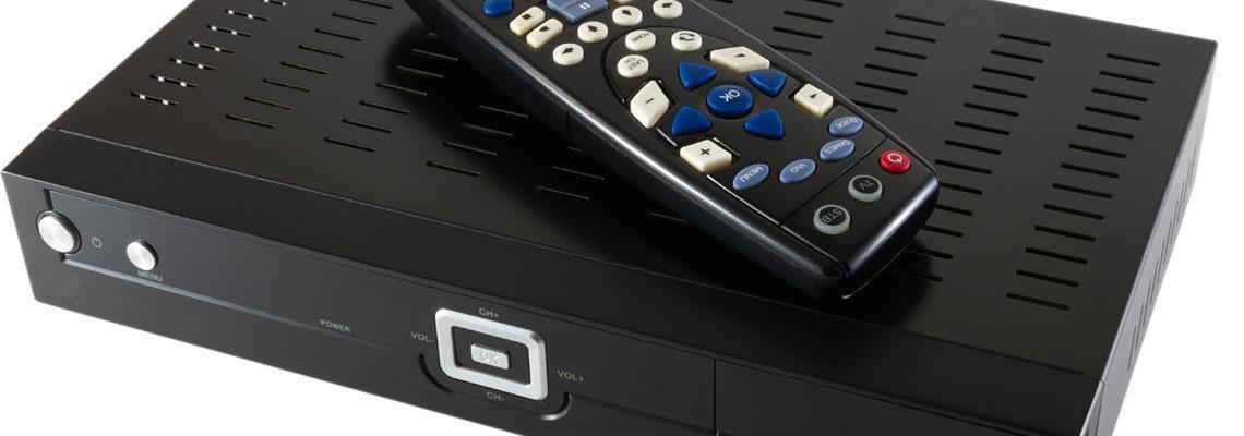 Décodeur satellite HD